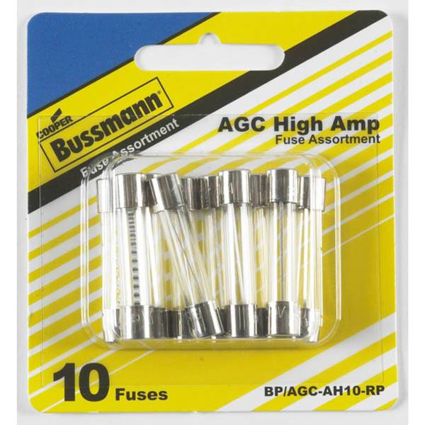 AGC High Amp Fuse Assortment