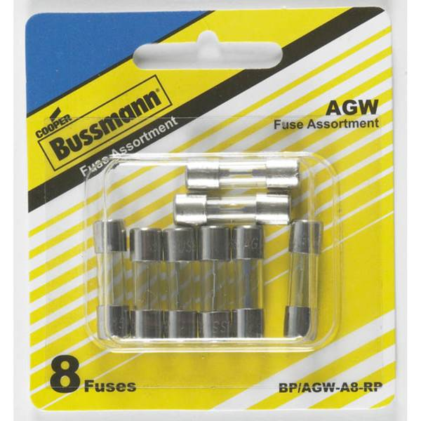 AGW Fuse Assortment
