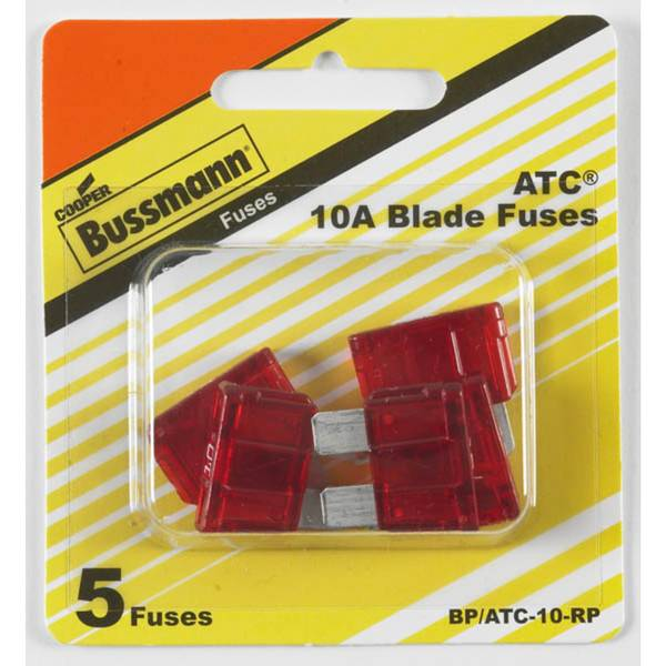 Fast Acting Blade Fuse