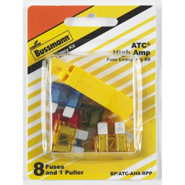 ATC High Amp Fuse Emergency Kit