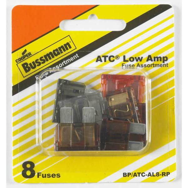Low Amp Fuse Assortment
