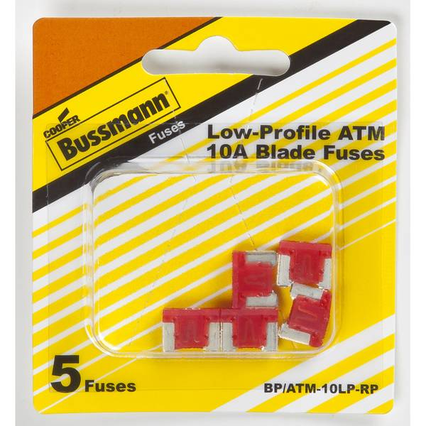 Cooper Bussmann Low Profile Mini Fuse