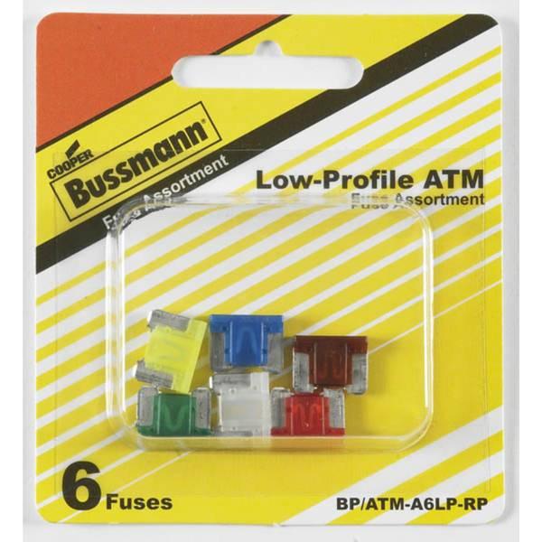 Low Profile ATM Fuse Assortment