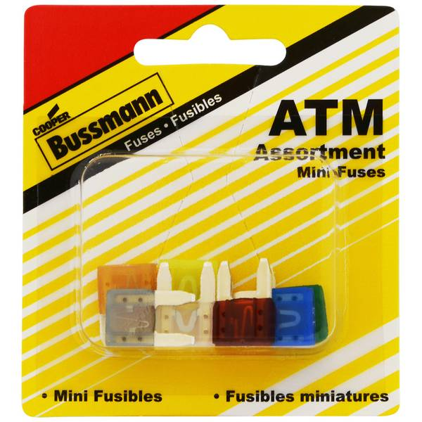 Assorted Mini Fuses
