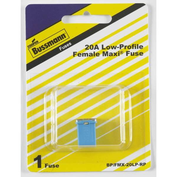 Low Profile FMX Fuse