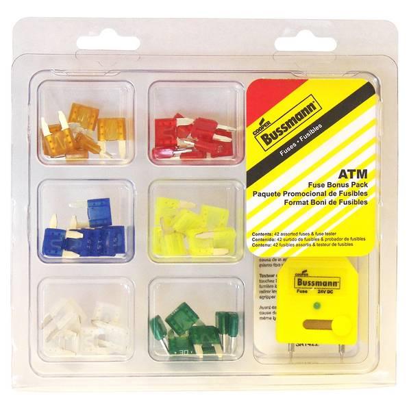 ATM Mini Blade Fuse Kit