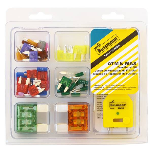 ATM Mini And Max Blade Fuse Kit