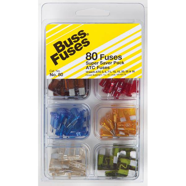 ATC Bulk Fuse Assortment