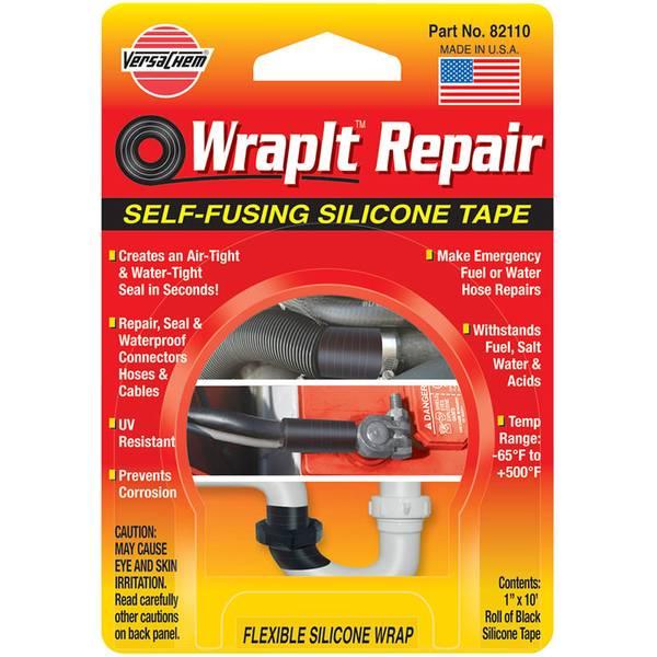 WrapIt Repair Self - Fusing Silcone Tape