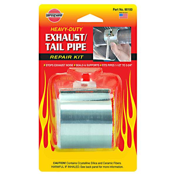 Heavy Duty Exhaust Tail Pipe Repair Kit
