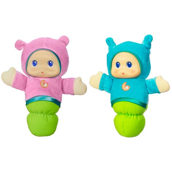 Lullaby Gloworm Toy Assortment