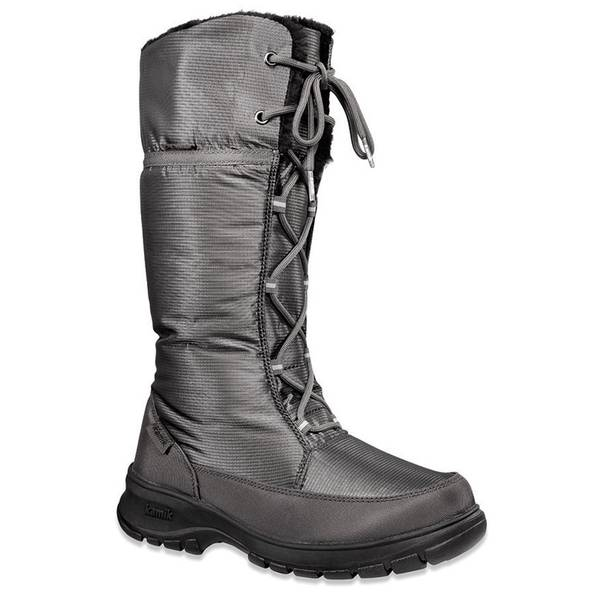 Excellent  Buy Odetina Waterproof Snow Boots Large Size Women Knee High Boots