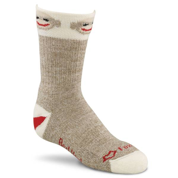 Kids' Monkey Around Crew Socks
