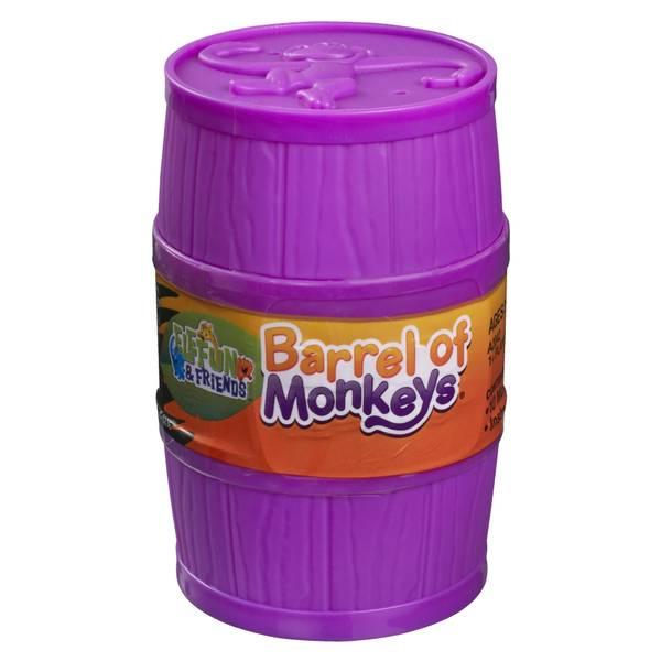 Hasbro Barrel Of Monkeys Game One Size Multi