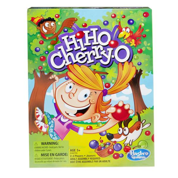 Hi Ho! Cherry-O Game