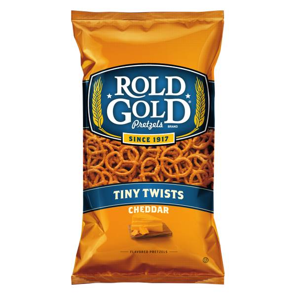 Photo of Cheddar Cheese Tiny Twists