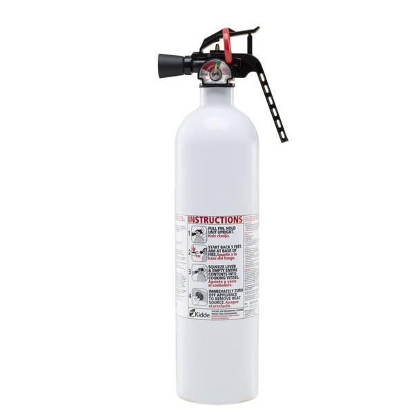 Kidde Kitchen Fire Extinguisher: Kidde Kitchen Fire Extinguisher
