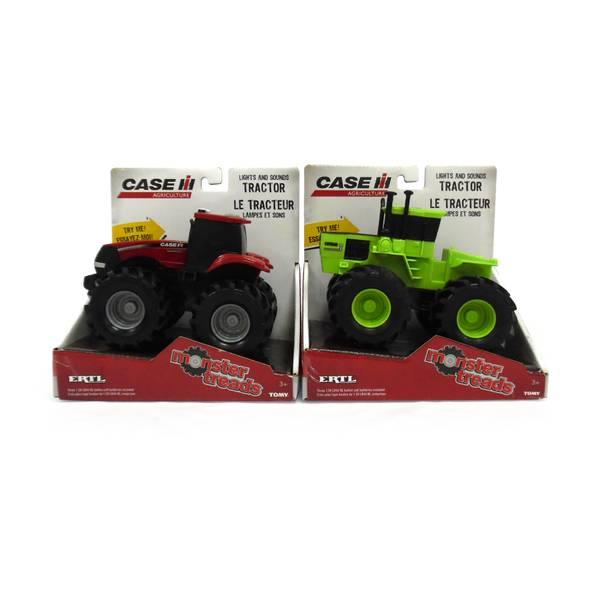 Case IH Monster Tread Toy Tractors Assortment