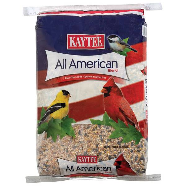 All American Blend Wild Bird Food