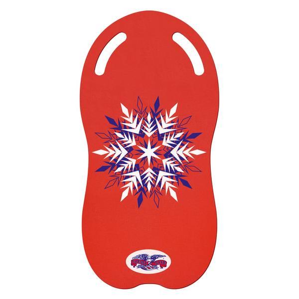 Snow Skimmer Foam Sled