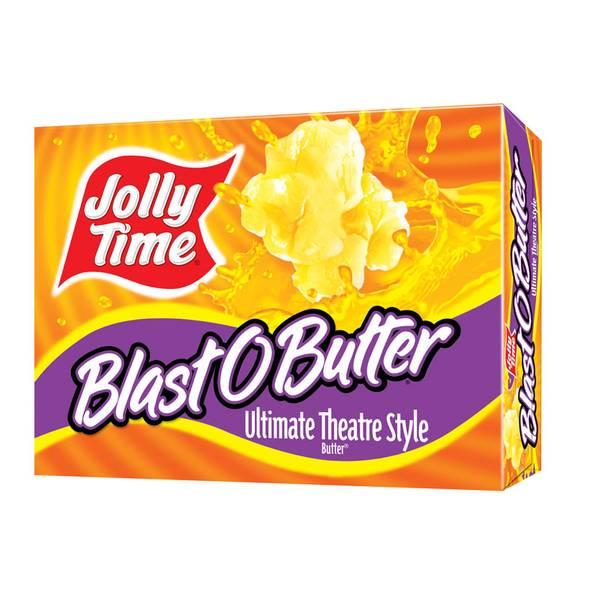 Blast O Butter Popcorn