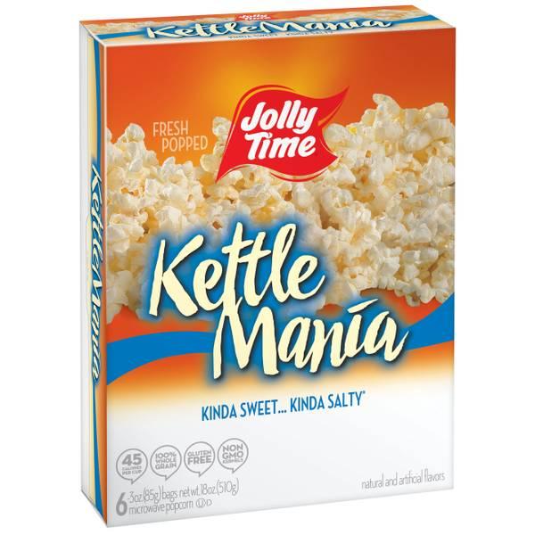 KettleMania Kettlecorn