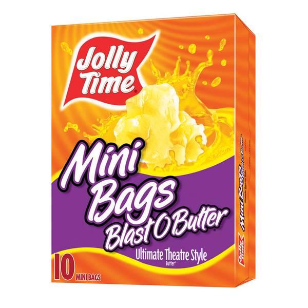 Blast O Butter Mini Microwave Popcorn