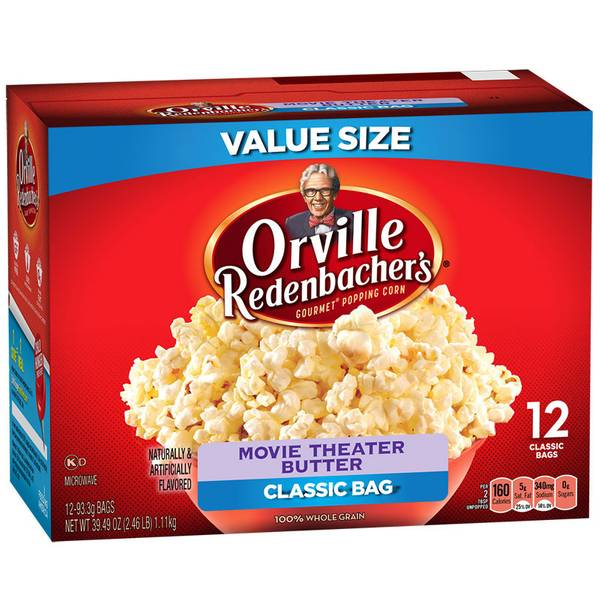 Movie Theater Butter Popcorn
