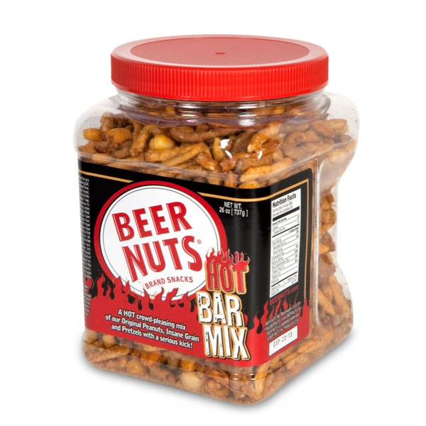 Beer Nuts Hot Bar Mix-6860