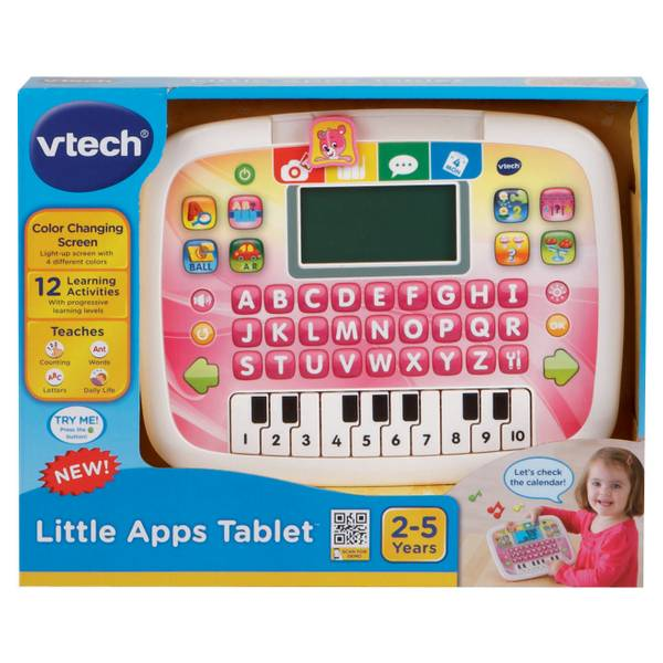 Little Apps Tablet Learning Toy