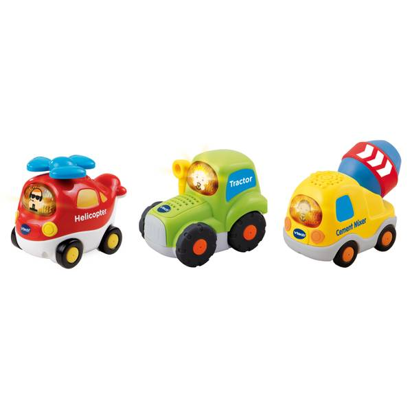 Go! Go! Smart Wheels Tractor Learning Toy Assortment