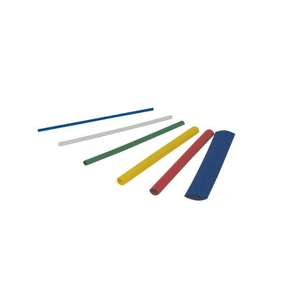 Assorted Colored Heat Shrink Tubing Kit