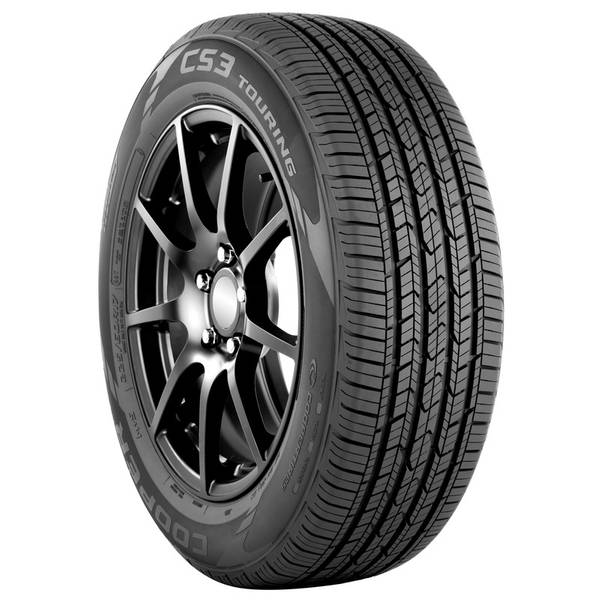Cooper Cs3 Touring >> Cooper Tire CS3 Touring Tire - 195/65R15
