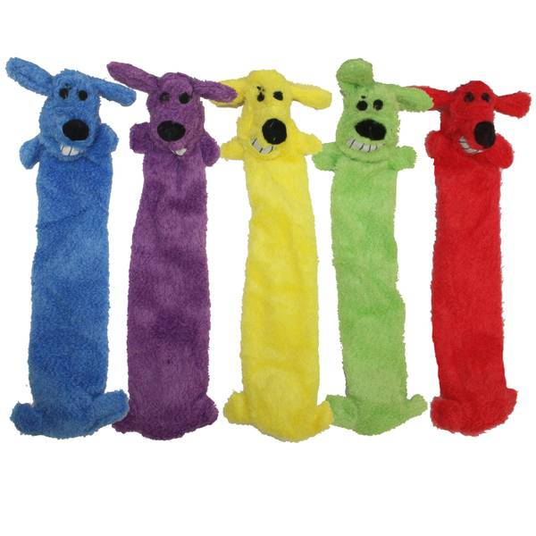 Loofa Lightweight Dog Toy Assortment