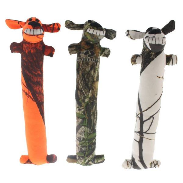 Mossy Oak Loofa Dog Toy Assortment