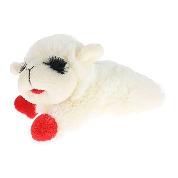 Jumbo Lamb Chop Dog Toy