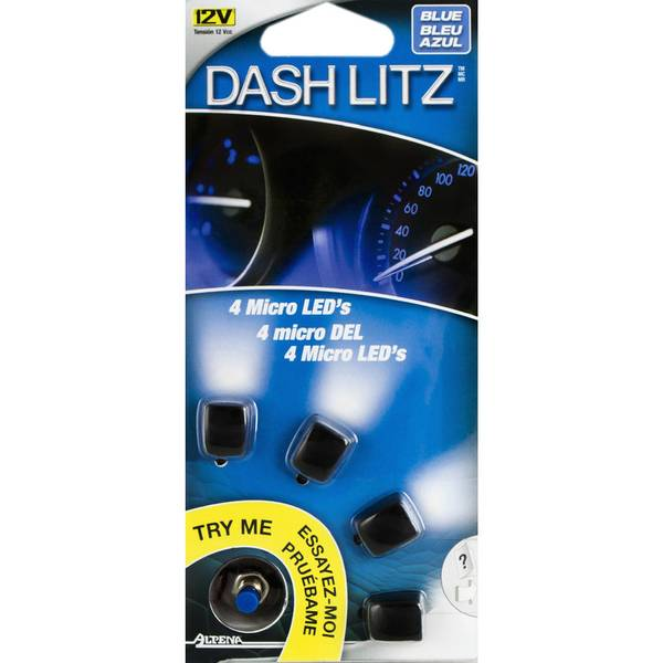 Dash Litz LED Dashboard Lights