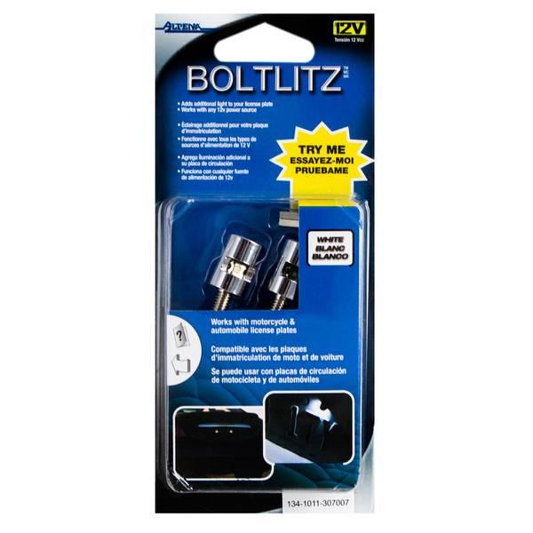 Bolt Litz License Plate Light