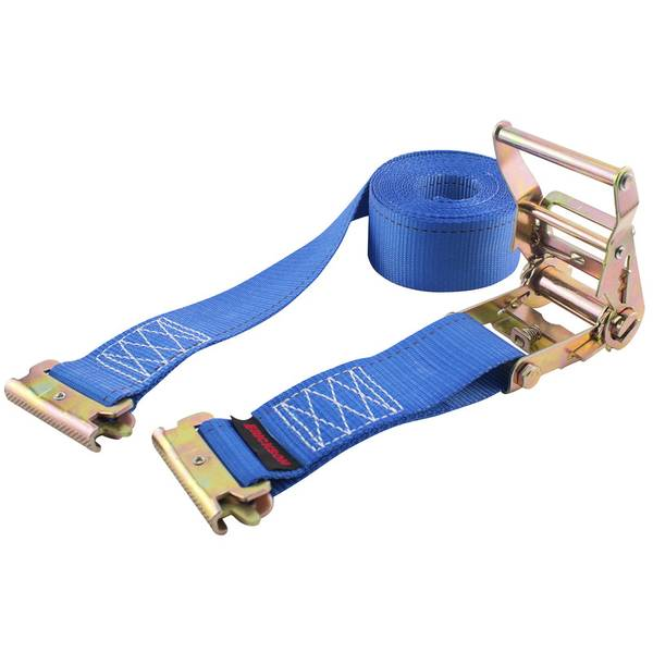 12' Logistic Ratchet Tie Down Strap