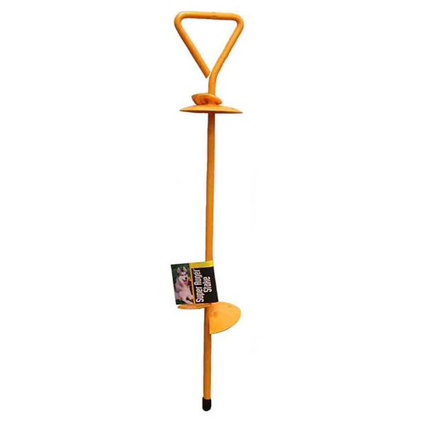 Heavy Duty Super Auger Stake