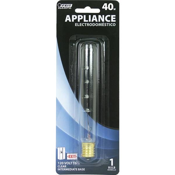 40 Watt Incandescent Light Bulb