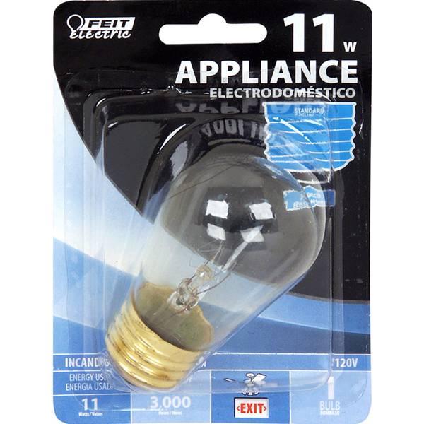 11 Watt Incandescent S14 Appliance Light Bulb
