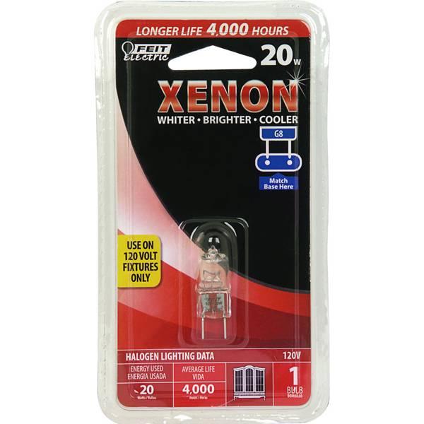 Xenon 20 Watt Halogen JCD