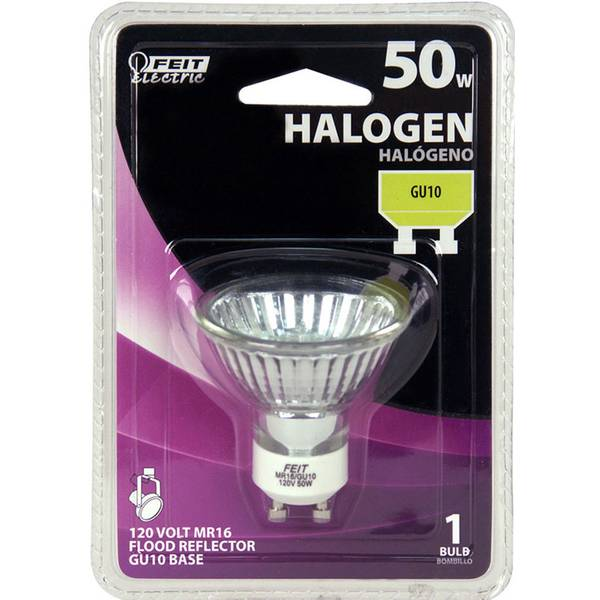 50 Watt Halogen MR16 Light Bulb