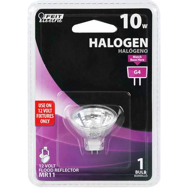 10 Watt Halogen MR11 Light Bulb