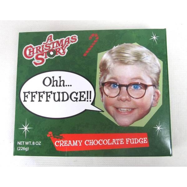 Ohh... FFFFFudge Creamy Chocolate Fudge