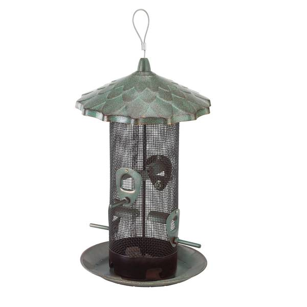 Acorn Screen Bird Feeder