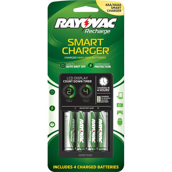 Recharge Smart Battery Charger