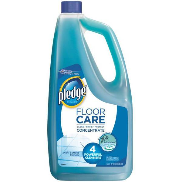 Pledge Floor Care Multi Surface Concentrated Cleaner