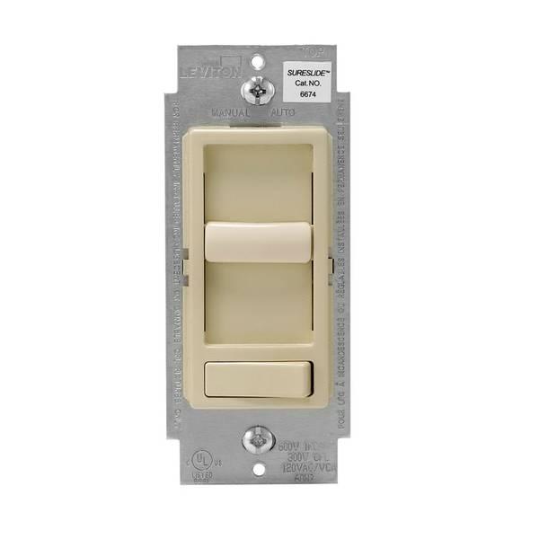 Decora SureSlide 3 Way Dimmer Switch
